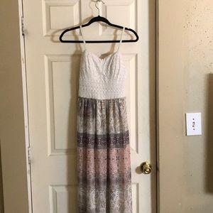 Lily rose dress. Sz medium